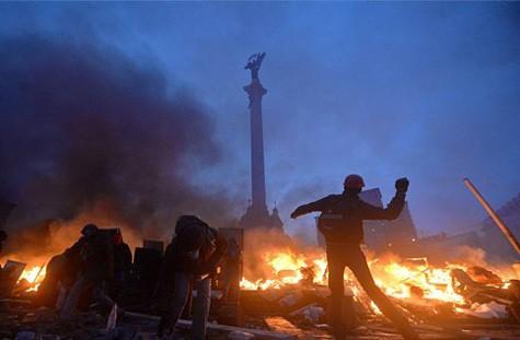 Ukraine: Regierung und Opposition erreichen Vereinbarung - ảnh 1