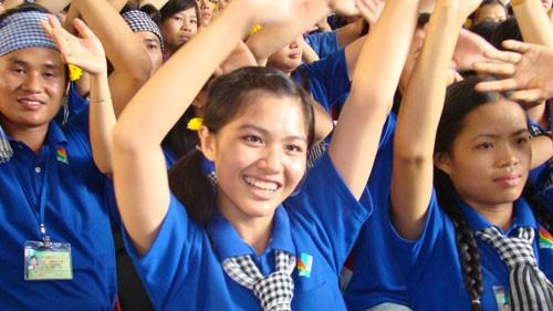 Vietnams Nationalkommission für Jugendliche verteilt Aufgaben von 2014 - ảnh 1