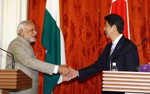 Japan und Indien bauen Gegengewicht in Asien - ảnh 1