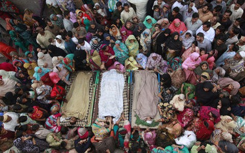 Pakistanische Taliban drohen mit Terrorangriffen auf Indien - ảnh 1