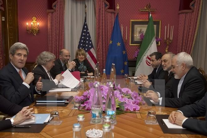 Iran gibt Termin für Wiederaufnahme der Atomverhandlung mit P5+1 bekannt - ảnh 1
