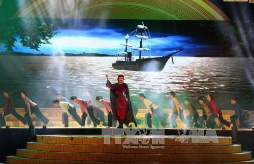Gedenken zum 147. Jahrestag des Todes des Helden Nguyen Trung Truc - ảnh 1