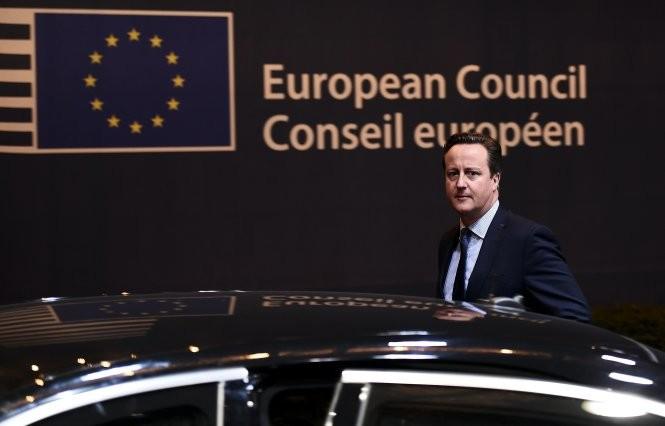 EU-Gipfel: Großbritannien und EU erreichen kein Ergebnis am ersten Tag - ảnh 1