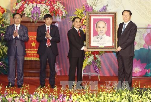 Kreis Hoa Lu in Ninh Binh als erster Kreis mit neuen Kriterien zur Neugestaltung ländlicher Räume - ảnh 1