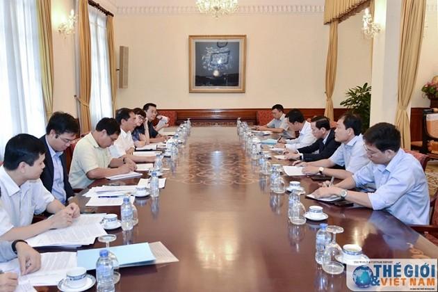 Ständiger Parlamentsausschuss wird Bauminister Fragen stellen - ảnh 1