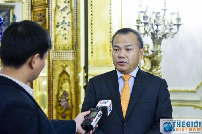 Staatsbesuche in Äthiopien und Ägypten von Tran Dai Quang fördern Beziehungen Vietnams zu beiden Ländern - ảnh 1