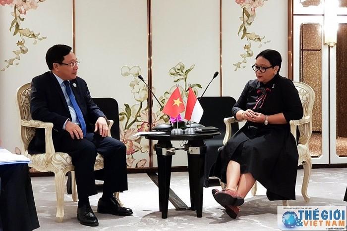 Vietnam und Indonesien verhandeln über ausschließliche Wirtschaftszone - ảnh 1