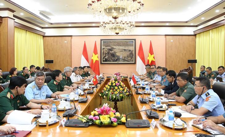 1. Dialog über Verteidigungspolitik zwischen Vietnam und Indonesien - ảnh 1