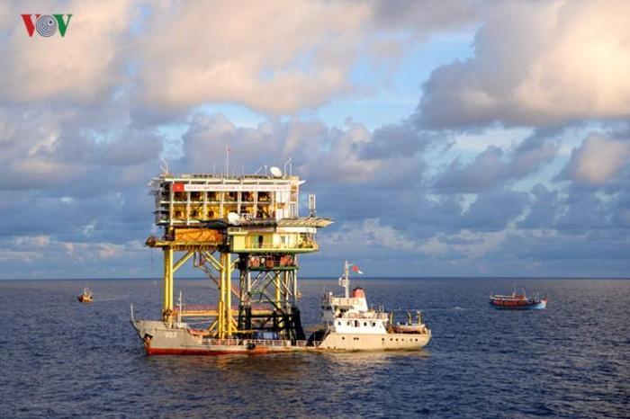 Chinas Handlungen im Ostmeer beeinträchtigen mehrere Länder mit Souveränität über das Ostmeer - ảnh 1