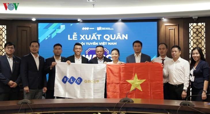 Vietnamesische Golfer beteiligen sich an WAGC in Malaysia - ảnh 1