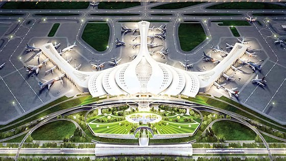 Internationaler Flughafen Long Thanh – Vision und Chancen - ảnh 1