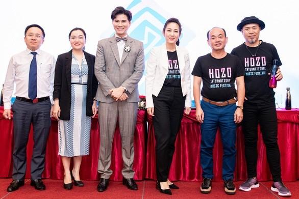 "Ho-Chi-Minh-Stadt organisiert zum ersten Mal das internationale Musikfestival ""Ho do"" - ảnh 1"
