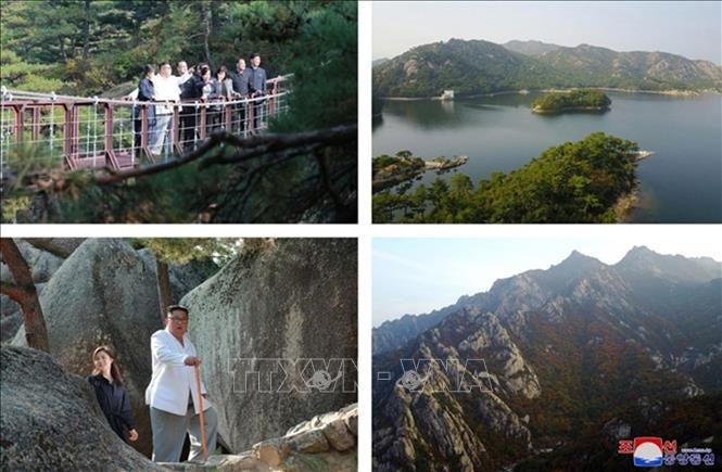 Nordkorea verweigert direkte Dialoge mit Südkorea über gemeinsame Tour ins Kumgang-Gebirge - ảnh 1