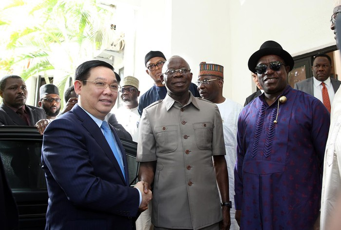 Nigeria und Vietnam sollen ihre Zusammenarbeit verstärkt fördern - ảnh 1