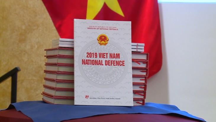 Vietnam stellt Weißbuch für Verteidigung 2019 in den USA vor - ảnh 1