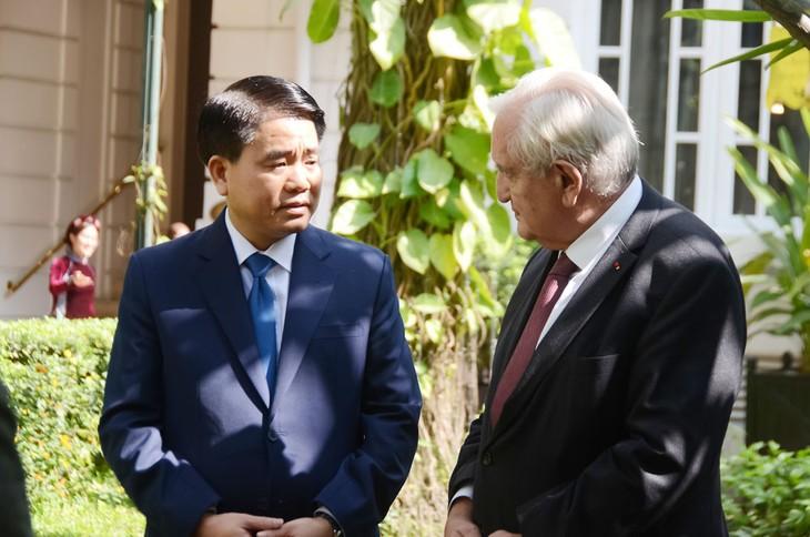 Vietnam ist die erste Station der Reihe von Ereignissen für Frieden in Asien - ảnh 1