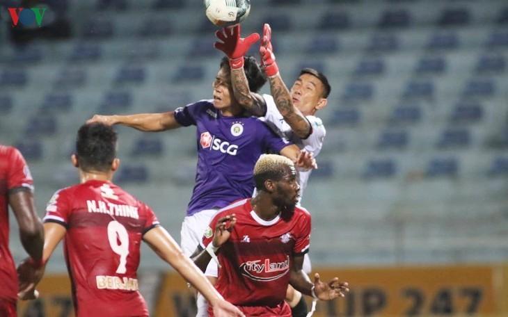 Fußballklubs von Ho-Chi-Minh-Stadt und Hanoi beteiligen sich an ASEAN-Klubmeisterschaft 2020 - ảnh 1