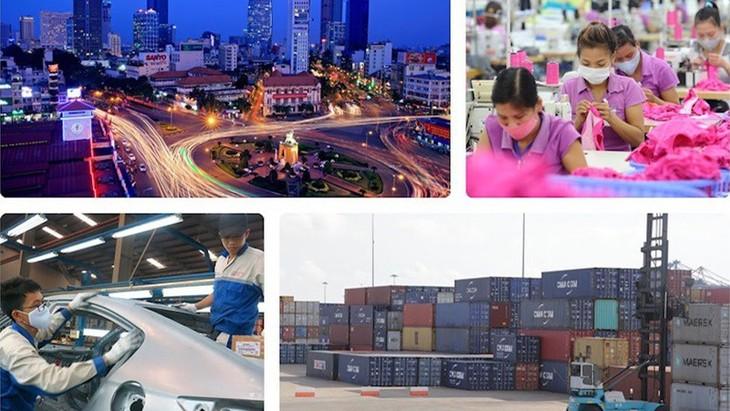Das spektakuläre Exportwachstum beweist die Bedeutung der vietnamesischen Konjunktur - ảnh 2