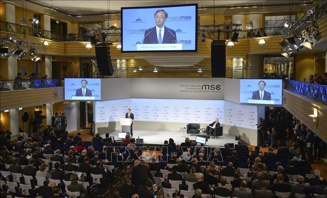 Frieden und internationale Sicherheit sind Schwerpunkt der Münchner Sicherheitskonferenz 2020 - ảnh 1