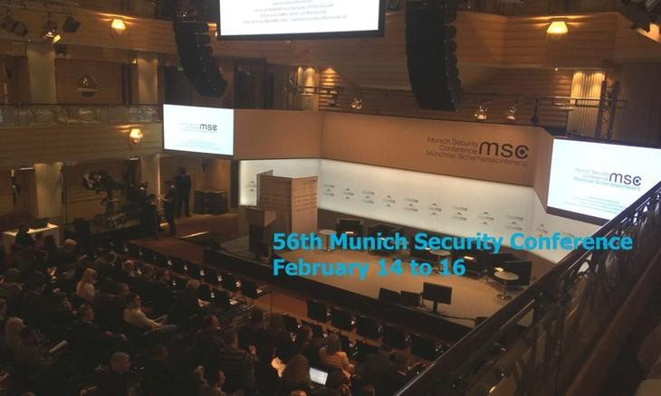Münchner Sicherheitskonferenz: es geht weiter um globale Sicherheit - ảnh 1