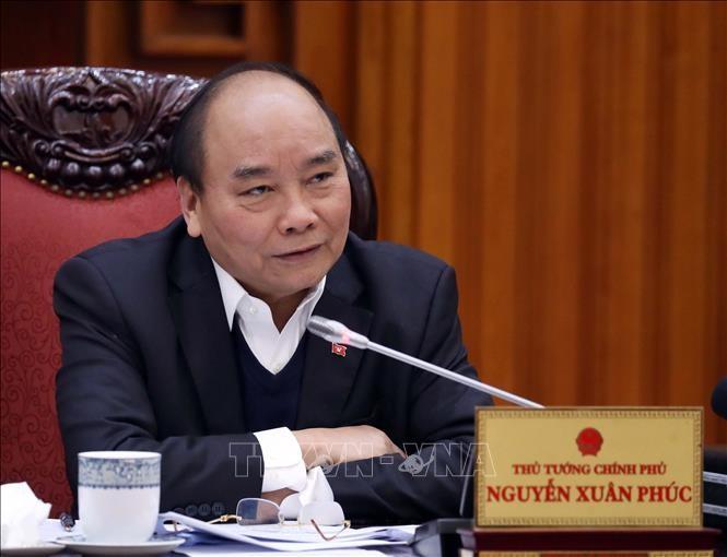 Premierminister Nguyen Xuan Phuc leitet Regierungssitzung zur Lösung von Schwierigkeiten der Zuckerindustrie - ảnh 1