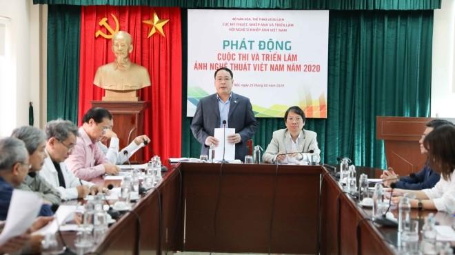Start des vietnamesischen Kunstfotowettbewerbs 2020 - ảnh 1