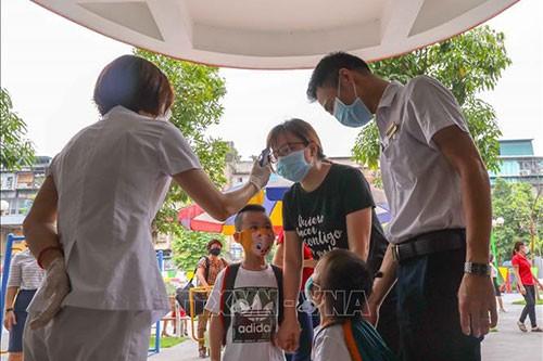 Keine neue Covid-19-Infektion in der Gemeinschaft in Vietnam seit 27 Tagen - ảnh 1