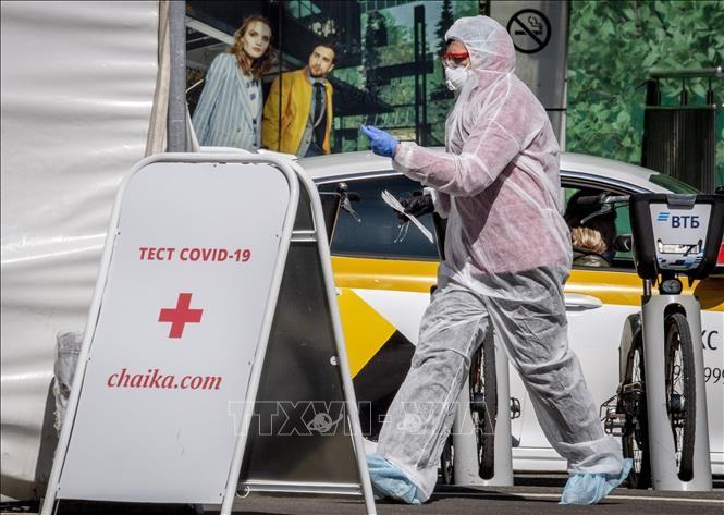 Russland fordert von Google, falsche Informationen über Covid-19-Epidemie zu blockieren - ảnh 1