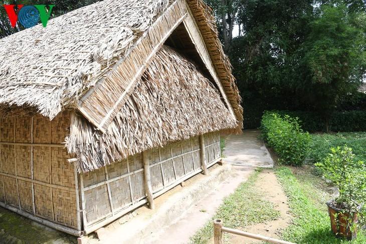 Das einfache Haus des Onkels Ho in seiner Kindheit 1901-1906 - ảnh 3