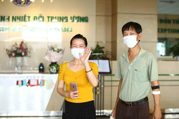 Keine Covid-19-Fälle bei Einreisenden in Vietnam seit drei Tagen - ảnh 1