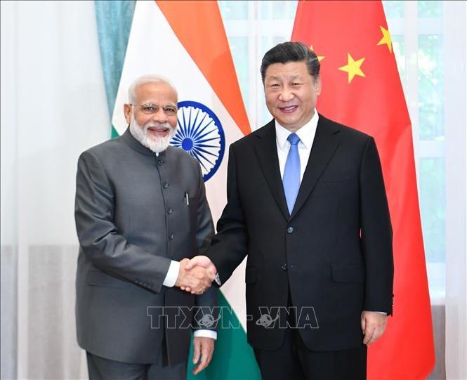 Indien und China setzen den Termin für Dialog über Grenzproblem fest - ảnh 1