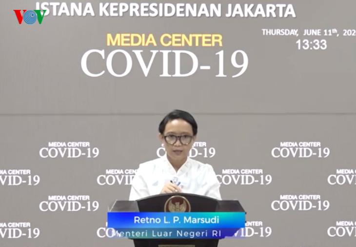 Indonesien protestiert gegen historisches Recht Chinas im Ostmeer bei der UNO - ảnh 1