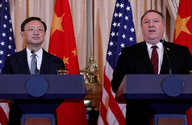 USA und China wollen Spannungen senken - ảnh 1