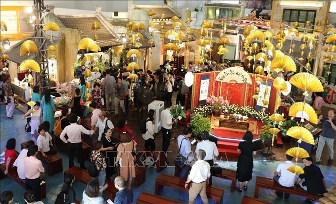 Doan-Ngo-Fest in der Thang-Long-Zitadelle veranstaltet - ảnh 1