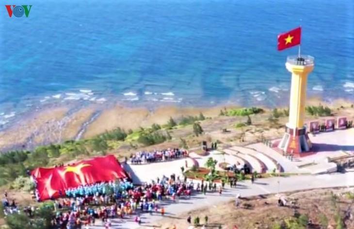 Ly-Son-Marathon im Inselkreis Ly Son in Quang Ngai - ảnh 1