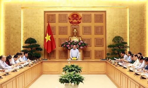 Vizepremierminister Pham Binh Minh betont die Rolle der Online-Diplomatie und Covid-Diplomatie - ảnh 1