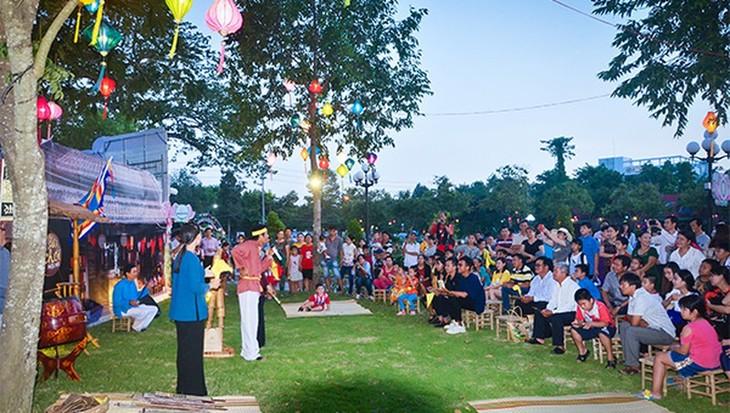 Kulturtage von Cao Lanh und Hoi An werden in Cao Lanh organisiert - ảnh 1
