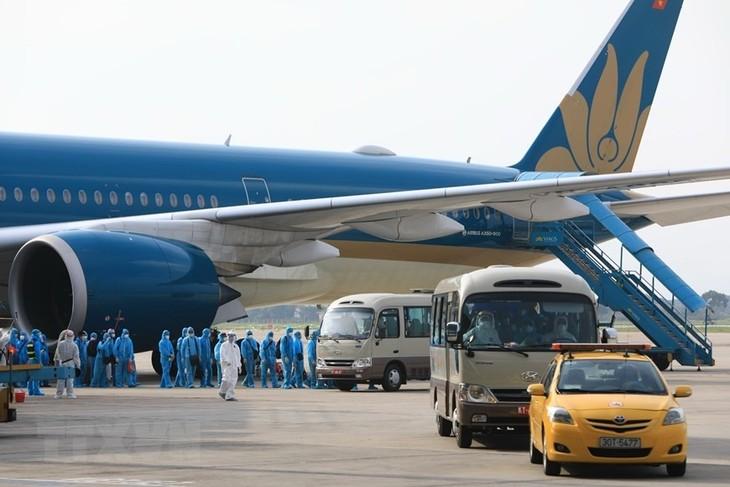 219 vietnamesische Bürger aus Äquatorialguinea zurückgeholt - ảnh 1