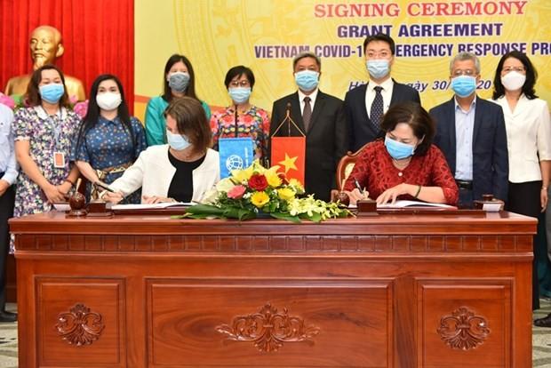 Weltbank hilft Vietnam mit mehr als 6,2 Millionen US-Dollar für Covid-19-Bekämpfung - ảnh 1