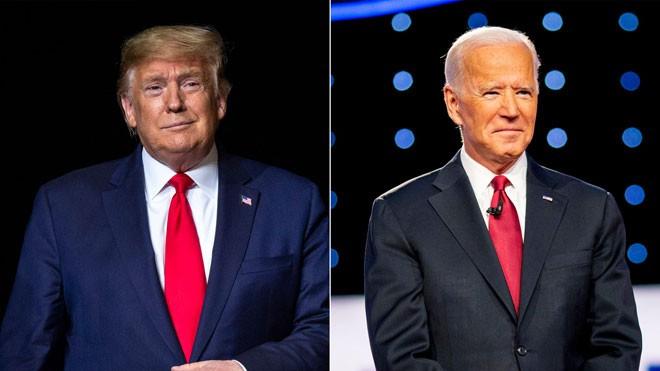 US-Wahl 2020: Covid-19-Pandemie macht das Rennen dramatisch - ảnh 1