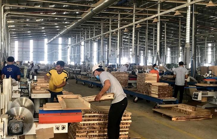 Export von Holz und Holzprodukten steigt um sechs Prozent - ảnh 1
