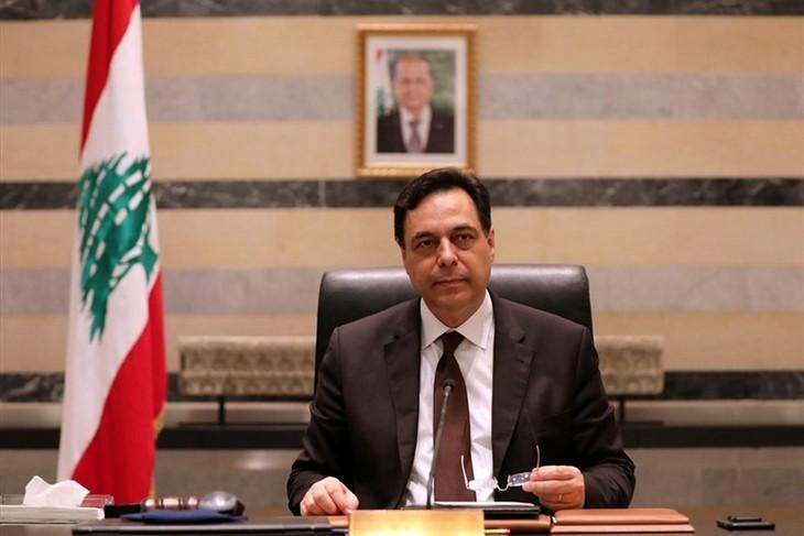 Der Libanon tief in der Krise nach der verheerenden Explosion - ảnh 1