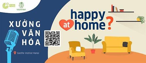 """Goethe Institut Hanoi und Jugendtheater arbeiten beim Sonder-Theaterprojekt """"Happy@home"""" zusammen - ảnh 1"""