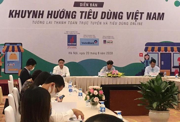 Vietnam verstärkt Online-Zahlungen und -Shoppen - ảnh 1