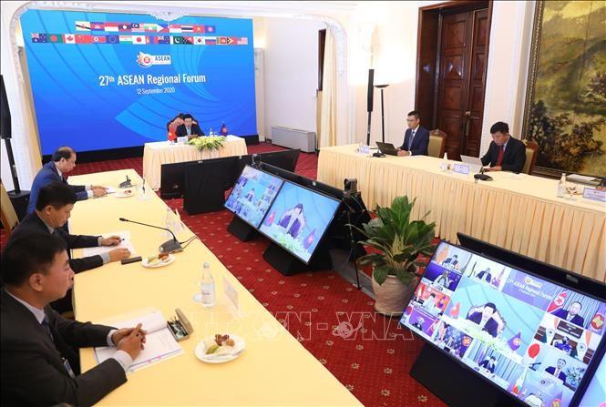 ARF schafft Vertrauen und gewährt Frieden und Stabilität in der Region - ảnh 1