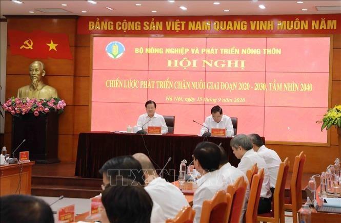 Vietnam will Tierzucht in Phasen entwickeln - ảnh 1