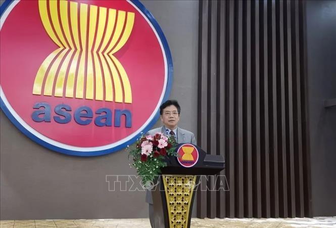 China schätzt die Rolle Vietnams als ASEAN-Vorsitzender  - ảnh 1
