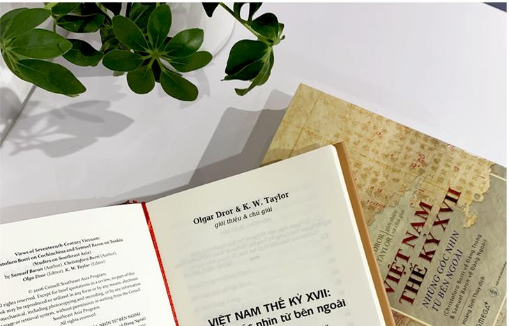 Vorstellung erster Dokumente auf Englisch über Vietnam im 17. Jahrhundert - ảnh 1