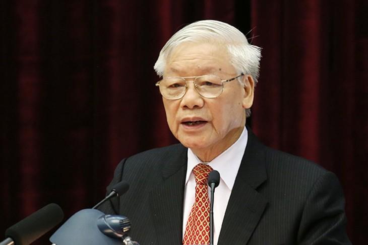 13. Parteitag ist Anlass zum Aufbau und zur Verstärkung der Solidarität der Partei - ảnh 1