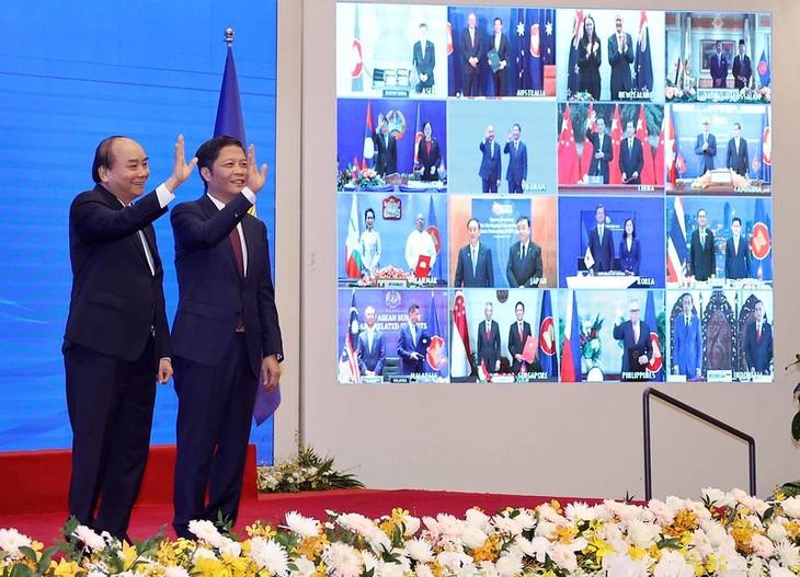 RCEP – Neue Struktur des regionalen und internationalen Handels - ảnh 1